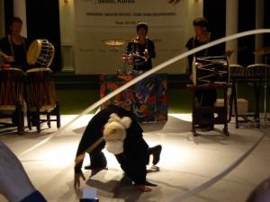 ガラディナー男性舞踊